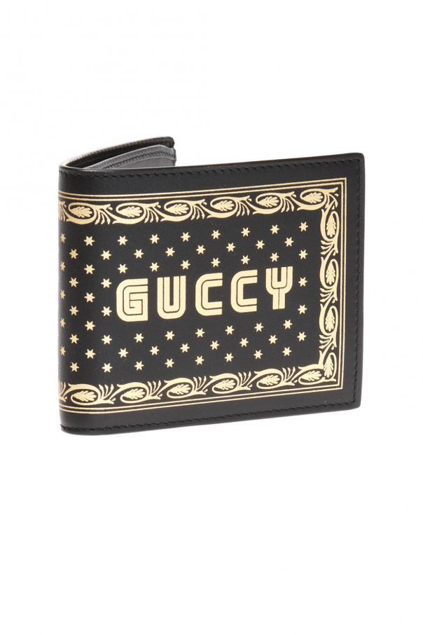 71247b91b3d Bi-fold printed wallet Gucci - Vitkac shop online