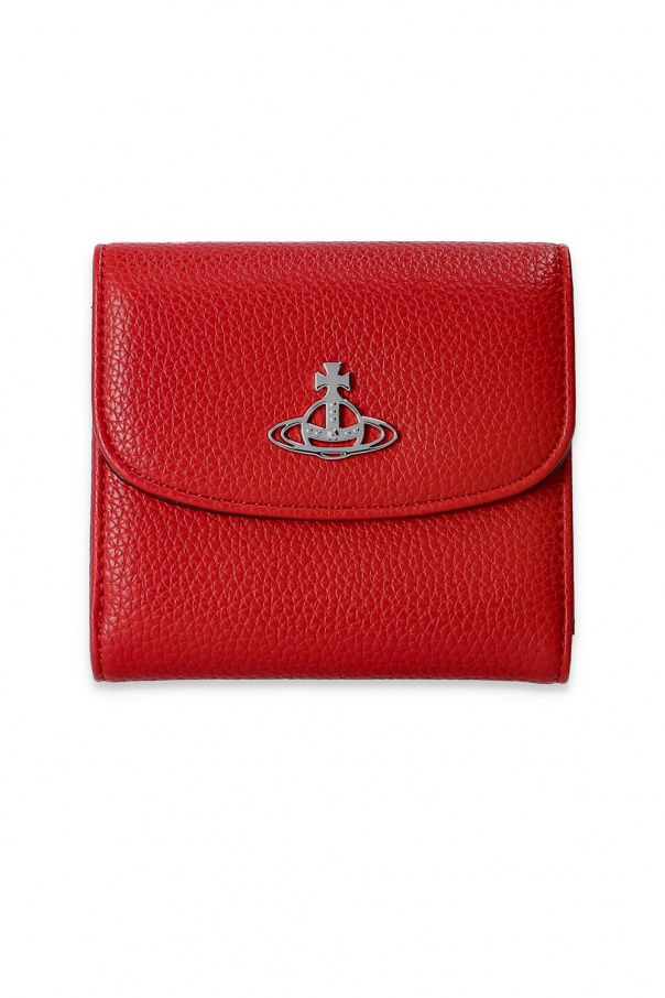 Vivienne Westwood Wallet with logo