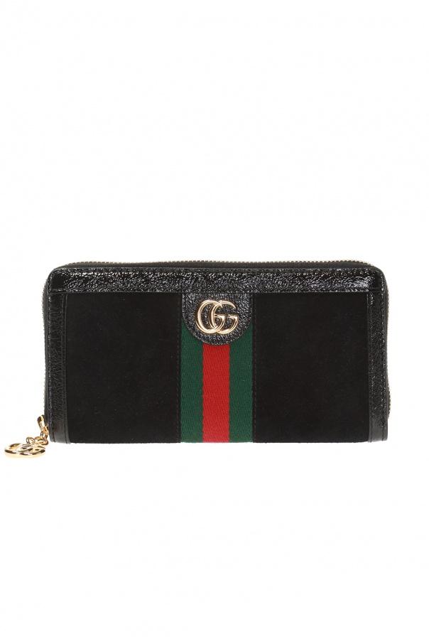0d6f80345648db Ophidia' wallet Gucci - Vitkac shop online