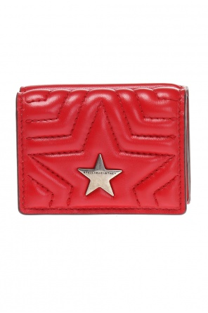 Stella star' quilted wallet od Stella McCartney