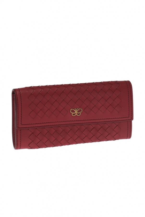 'intrecciato' wallet od Bottega Veneta