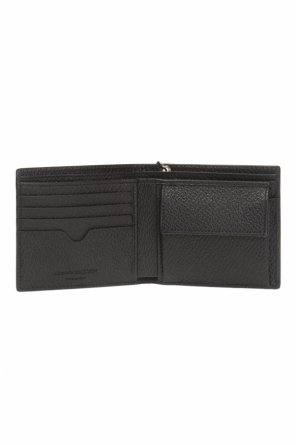 Wallet with a key ring od Alexander McQueen