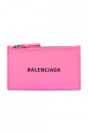Branded card case od Balenciaga
