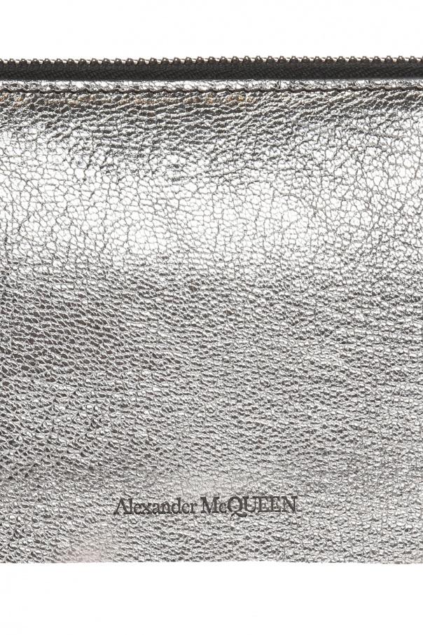Skull wallet od Alexander McQueen
