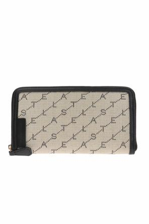 Patterned wallet with logo od Stella McCartney