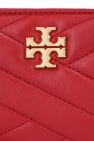 Tory Burch Leather wallet with logo