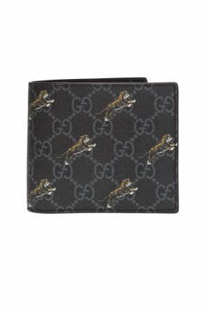Branded bifold wallet od Gucci