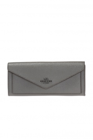 Wallet with logo od Coach