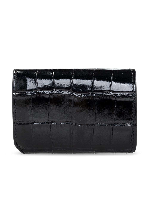 Balenciaga Folding wallet with logo