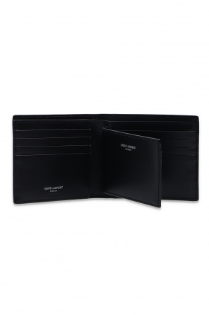 Bifold wallet with card holder od Saint Laurent