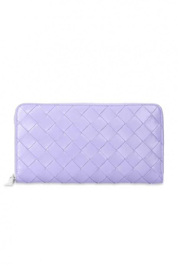 Bottega Veneta Wallet with Intrecciato weave