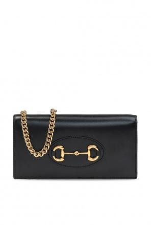 '1955 horsebit' wallet on chain od Gucci