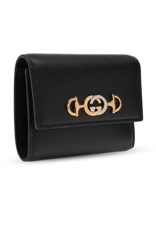Gucci Interlocking G Horsebit wallet