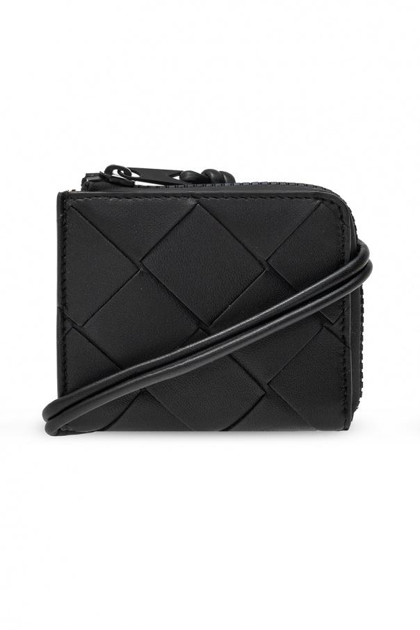 Bottega Veneta Strapped wallet