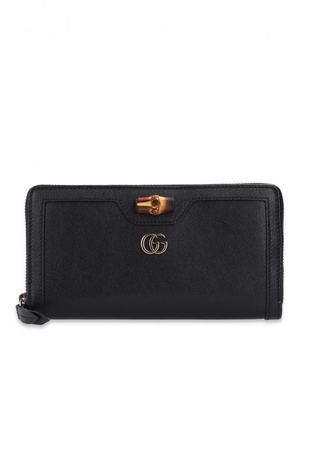 Gucci 'Diana' wallet