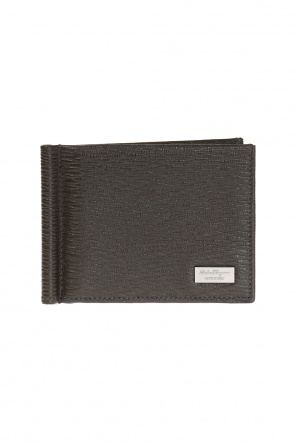 Wallet with money clip od Salvatore Ferragamo