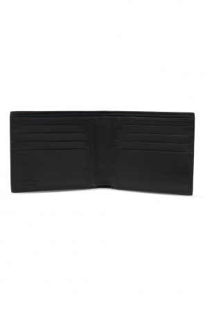 'gancini' motif wallet od Salvatore Ferragamo