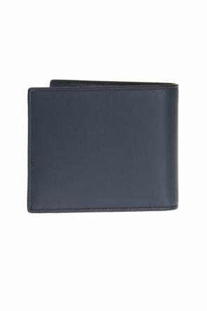 Leather bi-fold wallet od Fendi
