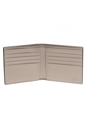 Bi-fold wallet with logo od Fendi
