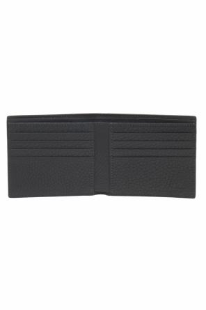 Patched bi-fold wallet od Fendi