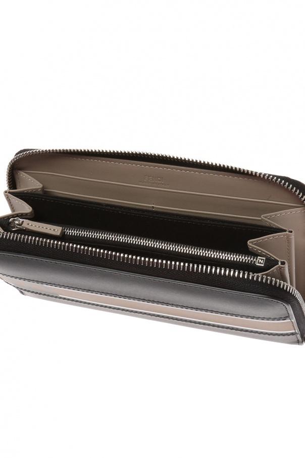 Wallet with logo od Fendi