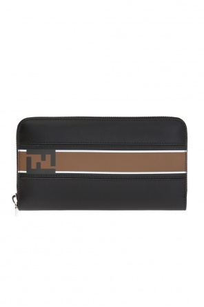 Wallet with logo od Fendi