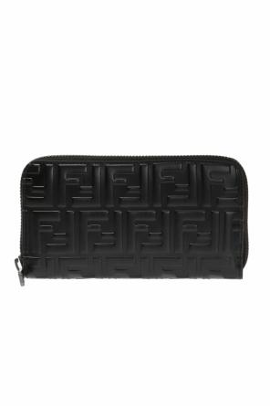 Logo-embossed wallet od Fendi