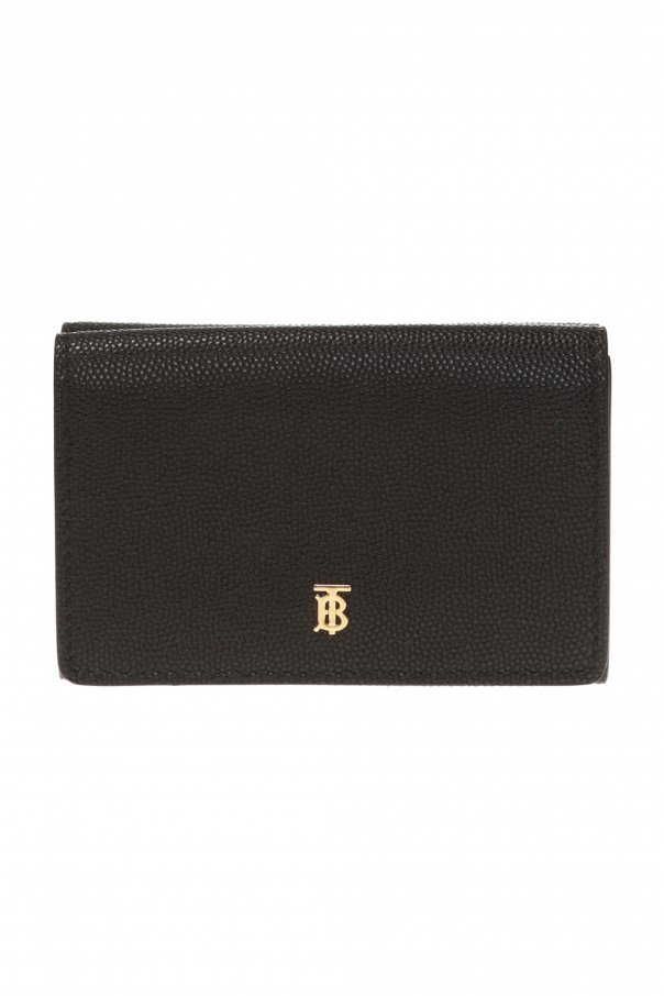 Burberry Logo wallet