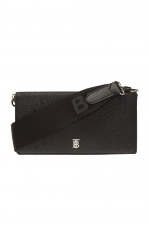 Branded wallet with strap od Burberry