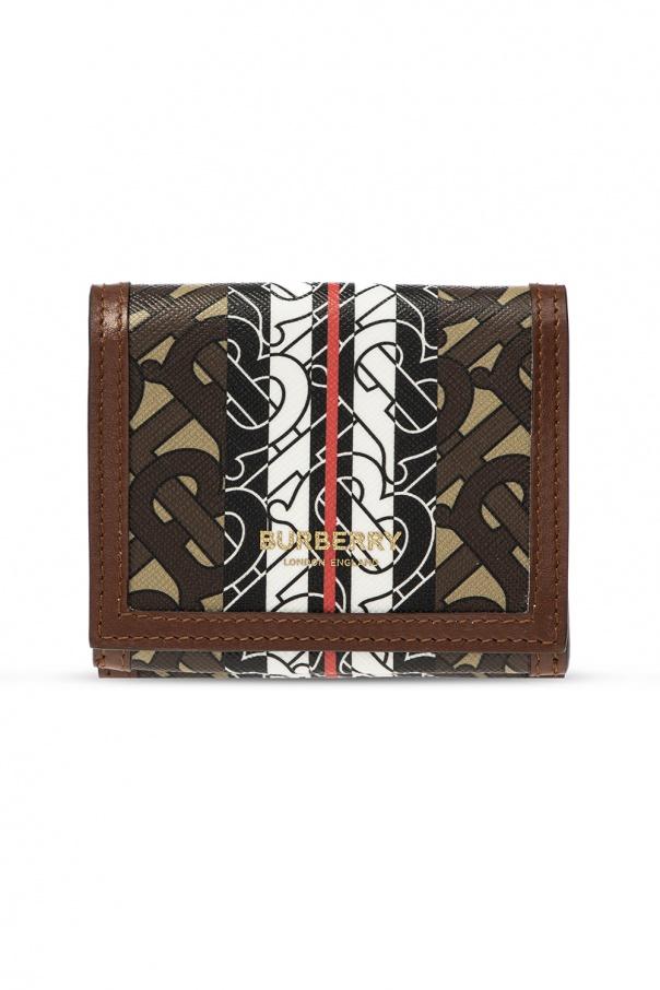Burberry Branded folding wallet