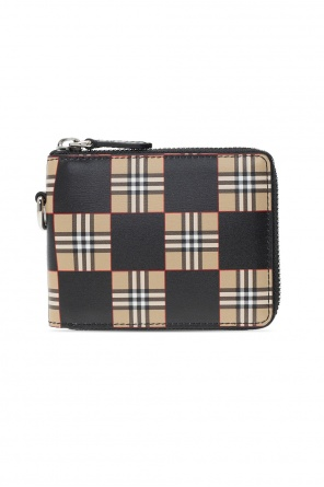 Leather wallet od Burberry