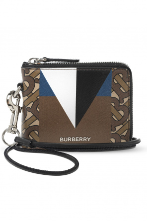 Strapped wallet od Burberry