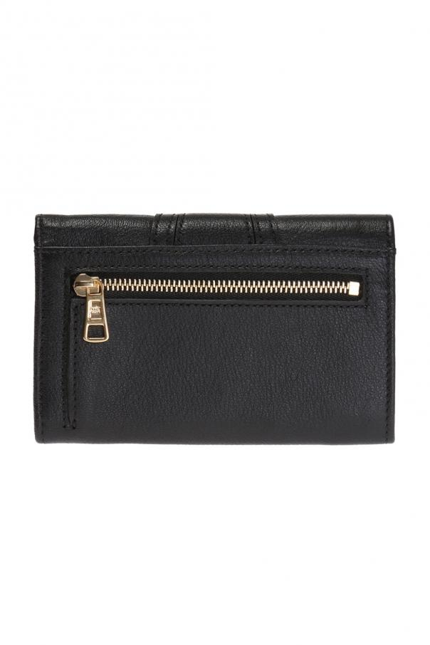 Wallet with metal ring od See By Chloe