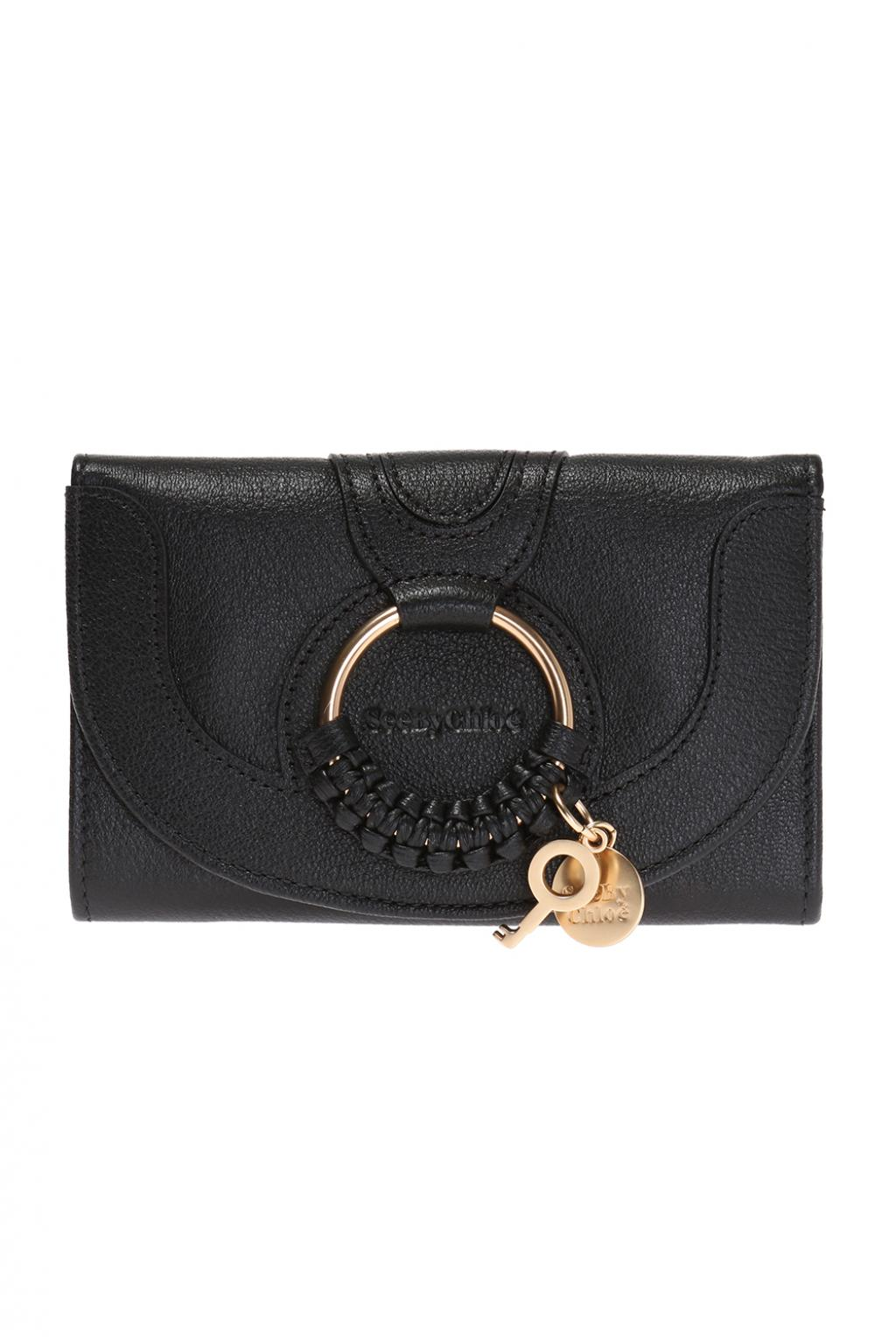 See By Chloe Wallet with metal ring
