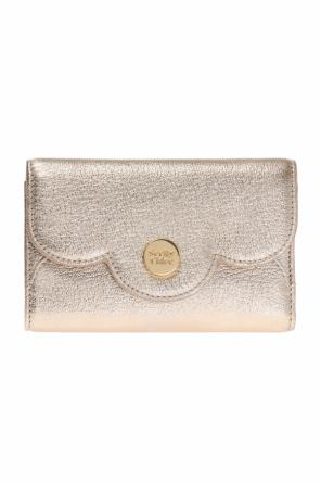 Logo-embossed wallet od See By Chloe