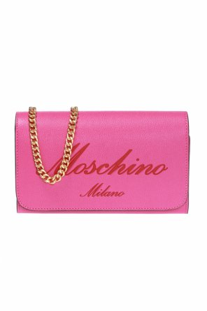 Chain wallet od Moschino