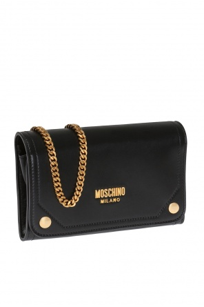 Wallet with logo od Moschino