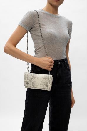 'albert' wallet with strap od AllSaints
