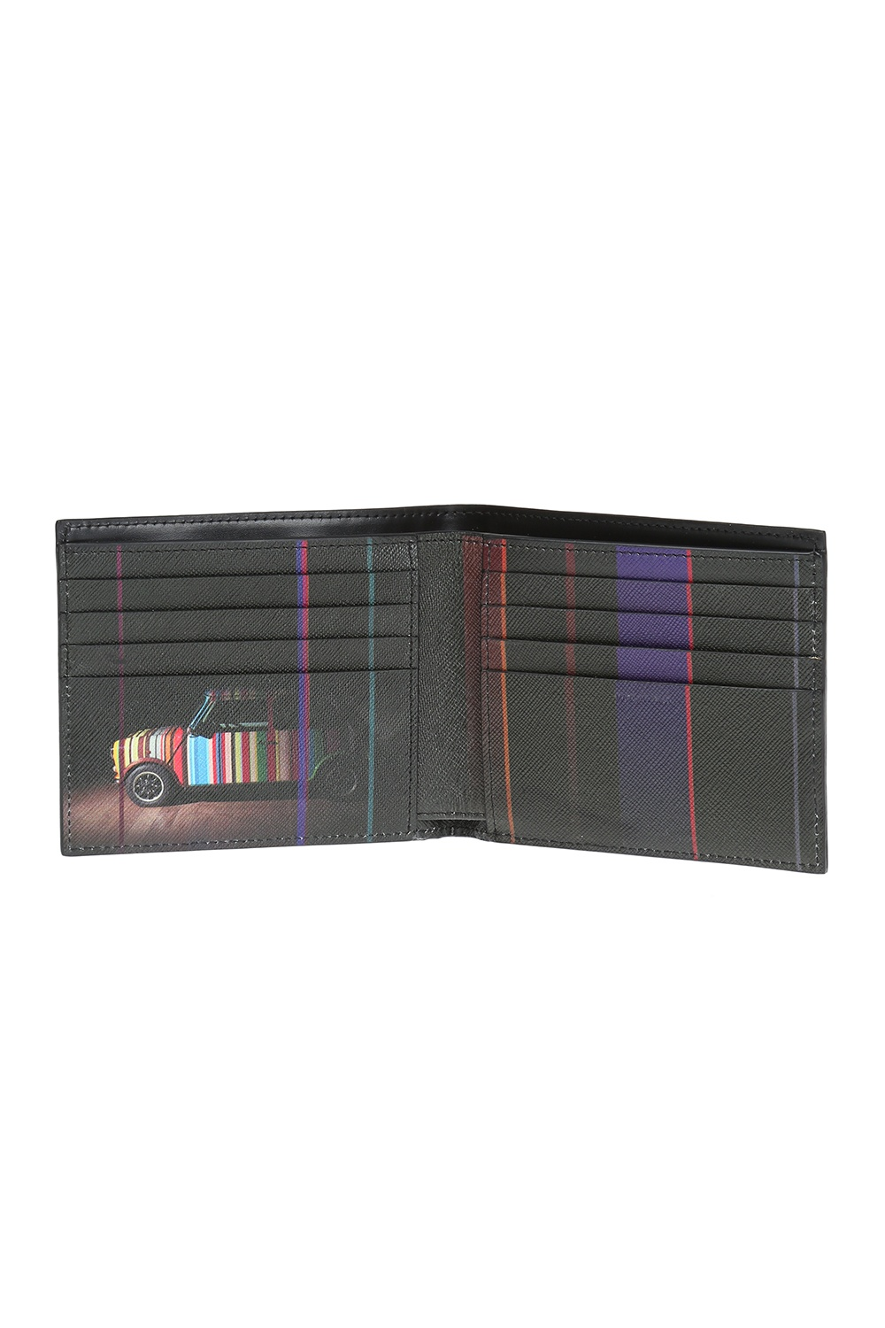 Paul Smith Leather bi-fold wallet