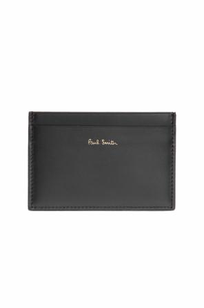 Embossed logo card case od Paul Smith