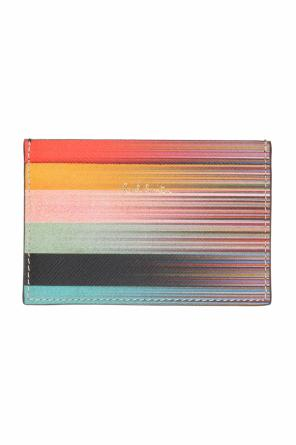 Striped card case od Paul Smith