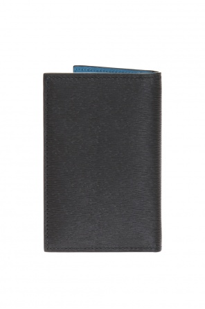 Folding card case with logo od Paul Smith