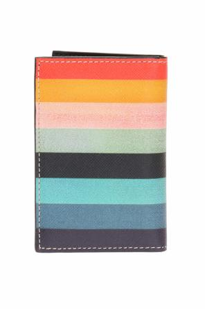 Striped bi-fold wallet od Paul Smith