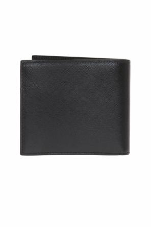 Bi-fold wallet with embossed logo od Paul Smith