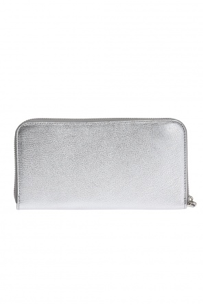 Metal logo wallet od Givenchy