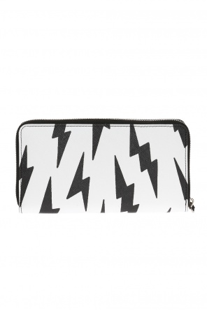 Wallet with lightning bolts od Givenchy