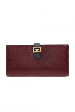 Wallet with a decorative clasp od Givenchy