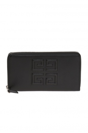 Logo-embossed wallet od Givenchy