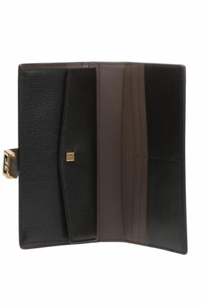 Wallet with decorative closure od Givenchy
