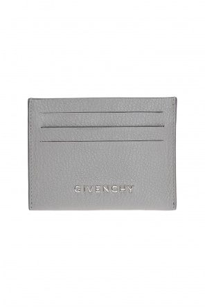 Card case with metal logo od Givenchy